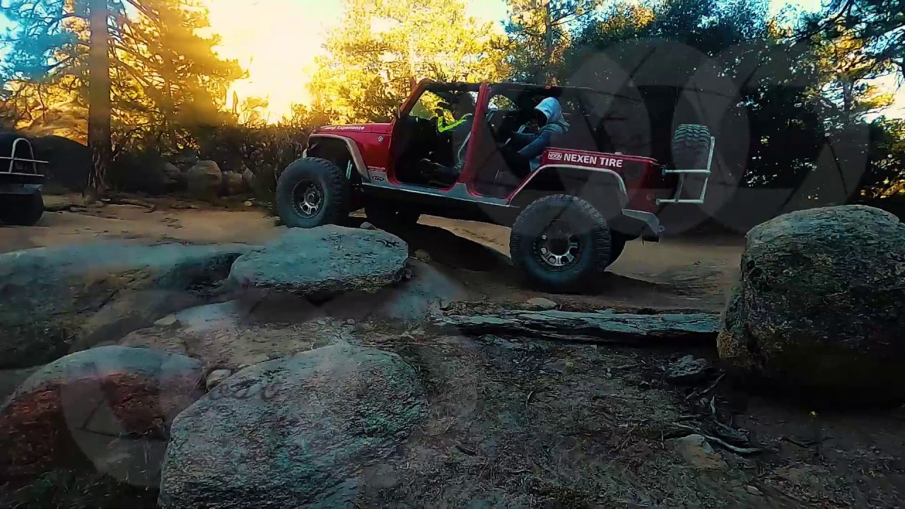 Big Bear Jeep Wrangler Views Of Impressive  Beautiful