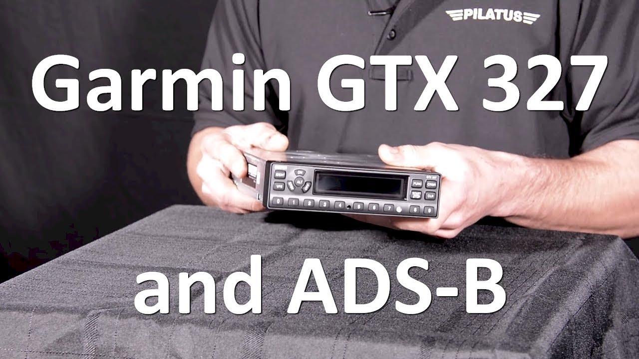 Hangar Talk All About The Garmin Gtx 327 And Ads B Youtube 696 Wiring Diagram
