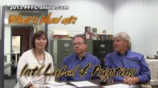 Intl. Label & Printing Celebrates 20th Anniversary