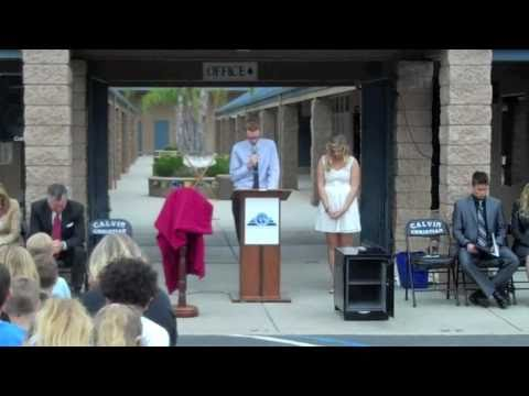 Time Capsule Event for Calvin Christian School's 50th