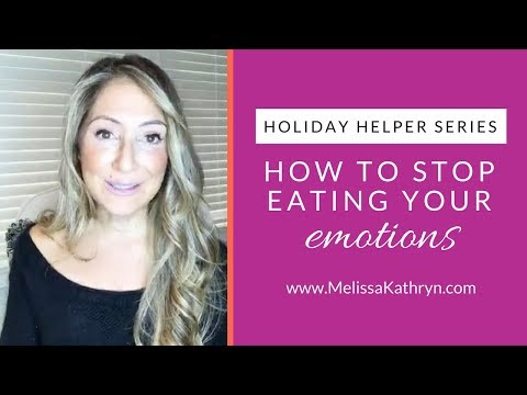 How to Stop Eating Your Emotions