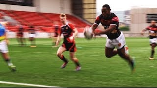 SLTV: Rugby League Commonwealth Championship 2014