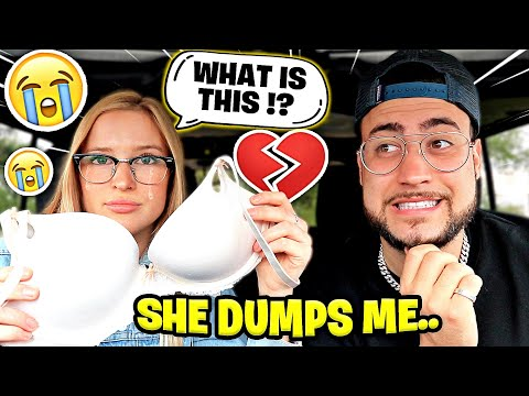 SHE FOUND ANOTHER GIRLS BRA IN MY CAR! (PRANK GONE WRONG) from YouTube · Duration:  15 minutes 30 seconds