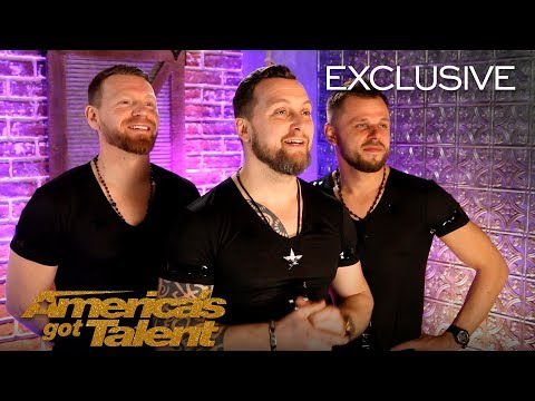 UDI Dance Recall Their Life Changing Performance - America's Got Talent 2018