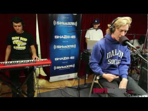 """Asher Roth Performs """"Bastermating"""" Live on #SwayInTheMorning's In-Studio Concert Series"""
