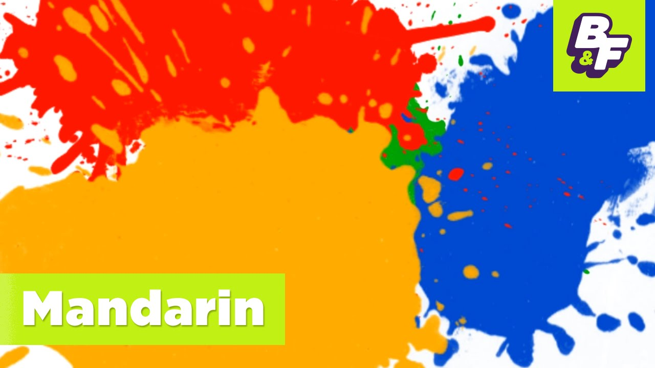 Colors In Mandarin Learn Mandarin With Basho Amp Friends