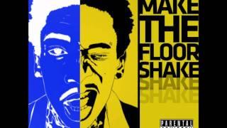 Wiz Khalifa - Make The Floor Shake (Max Method Remix)