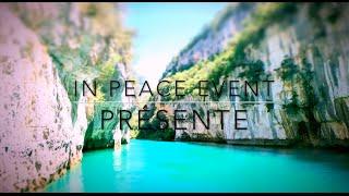 SEJOUR ESTIVAL 2016 - Gorges du Verdon - In Peace Event