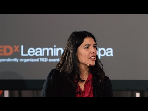 How Artists Can Improve Educational Excellence | Annouchka Bayley | TEDxLeamingtonSpa