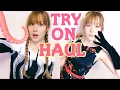 TENTACLE HOODY ♡ TRY-ON HAUL for Spring-Summer |ROMWE online fashion