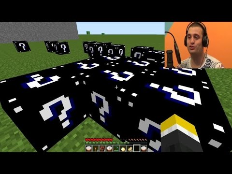 Minecraft BLACK LUCKY BLOCK vs T-REX Modovana Mini-Igra [Srpski Gameplay] ☆ SerbianGamesBL ☆