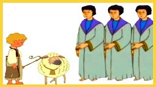 Angel Lambs | Hindi Kahaniya for Kids | Stories for Kids | Hindi Animated Stories