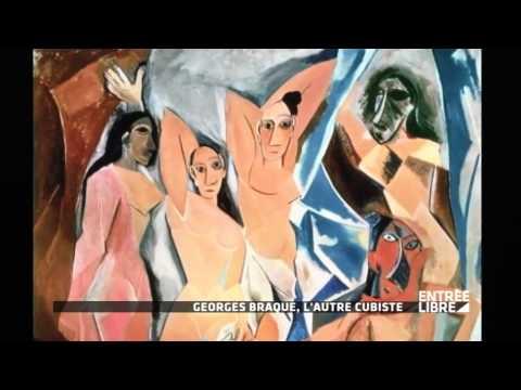 Georges Braque : expo au Grand Palais - Entrée libre