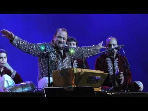 Allah Ho By Rahat Fateh Ali Khan Live From Rotterdam, Netherlands
