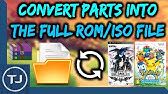 How To Convert  GCM files to  ISO [2018+ TUTORIAL!] - YouTube
