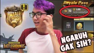 HAL YANG HARU KALIAN TAHU Sebelum BELI Royale Pass! - PUBG Mobile