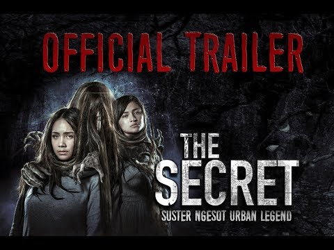 OFFICIAL TRAILER   THE SECRET - Suster Ngesot Urban Legend (2018)