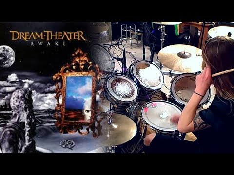Kyle Brian - Dream Theater - Erotomania and Voices (Drum Cover)