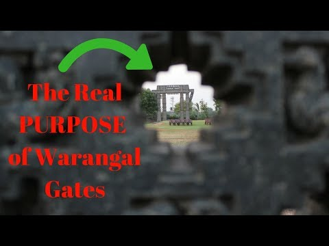 Sacred Secret Of Warangal Gates - Ancient Mystery of India