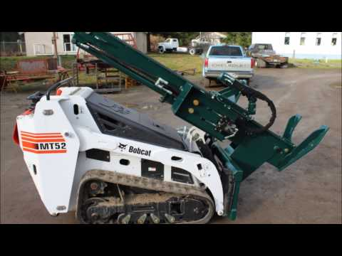 Limited Access Drill Rig