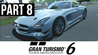 Gran Turismo 6 Gameplay Walkthrough Part 8 - Turbo Power (PS3 GT6 Gameplay)