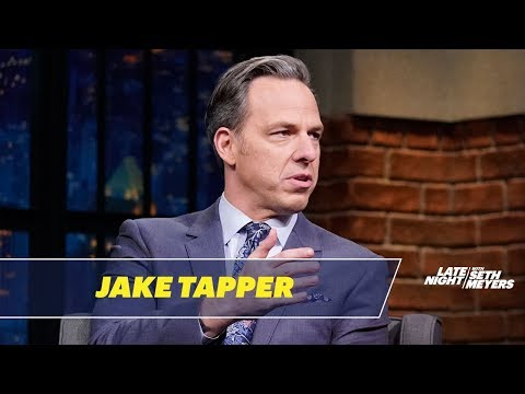 Jake Tapper Speculates on the Outcome of the Russia Probe