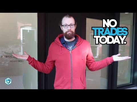 No Trades Today | Ross' Trade Recap
