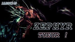 ? ALDDT#40 Zephyr build: Tornade et bouclier de vent !!!