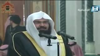 بالفيديو.. تعليق عبد الرحمن السديس على تفجير المدينة المنورة
