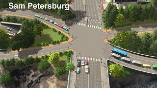 FIXING Major Traffic Problems!!   Cities Skylines - Real Town Planner plays   Ep 15