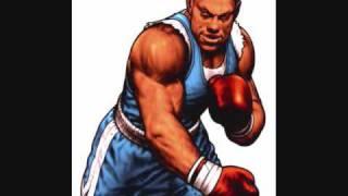 Street Fighter Tribute Album Theme Of Balrog