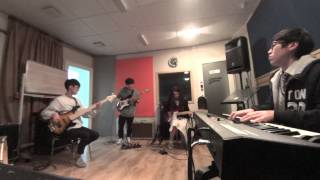 (HD) 홍대D팀! Jeff Beck - Love is Green! (Cover)
