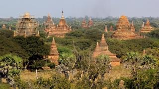 MYANMAR - BAGAN TEMPLES (Full HD)