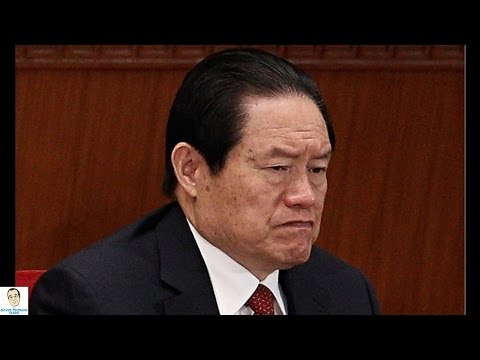 China Arrests Nation's Chief of Security Zhou Yongkang