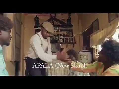 Qdot   Apala New Skool (Official Video)