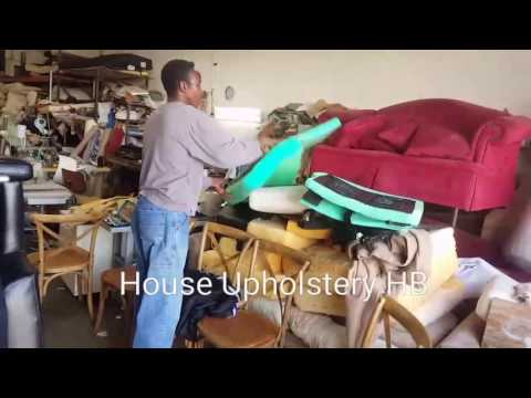HOUSE UPHOLSTERY HB - Recline Zero Gravity Chair with Heat and Massage reupholster Project
