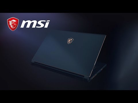 PLAY SHARP : GS65 Stealth Thin | MSI