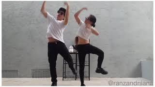 If Salt Bae Was A Dancer | Ranz and Niana