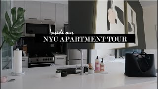 Minimalist NYC Studio Apartment Tour