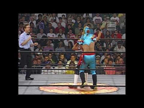 TBO: Rey Misterio Jr. vs. Ultimo Dragon  Spring Stampede