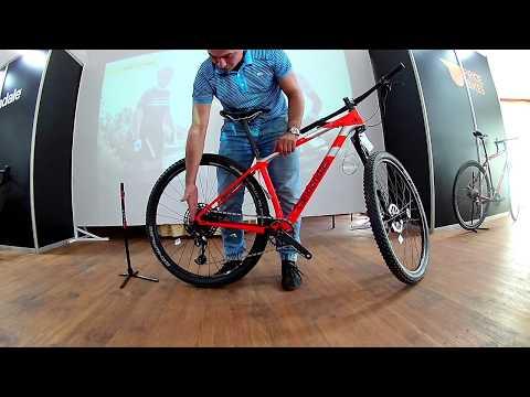 Видео обзор. Карбоновый велосипед Cannondale F-SI Carbon 3 (2020). Веломагазин VeloViva