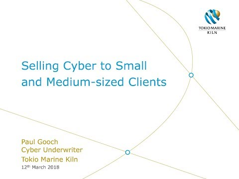 Selling Cyber to SME Clients