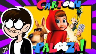 Cartoon Palooza Review-Hoodwinked 2