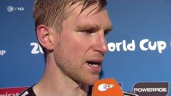 Per Mertesacker Interview im ZDF nach Spiel gegen Algerien - Full HD