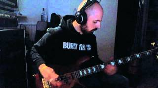 Killswitch Engage - My Curse (Bass Cover)