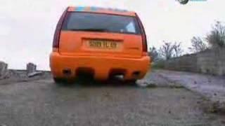 Transformed Volvo 850 turbo