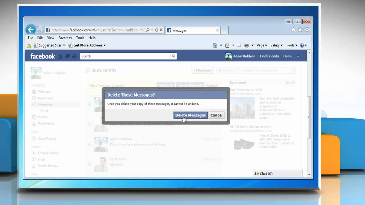 How to delete facebook account permanently in 1 minute youtube 152 ccuart Images