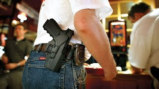 New Florida Open Carry Law 2016