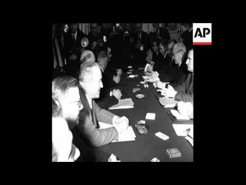 SYND 23/2/68LEFTISTS & COMMUNIST MEETING