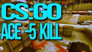 Как я сделал ACE CS GO#3